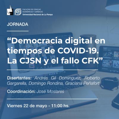Democracia digital en tiempos de COVID-19. La CSJN y el fallo CFK